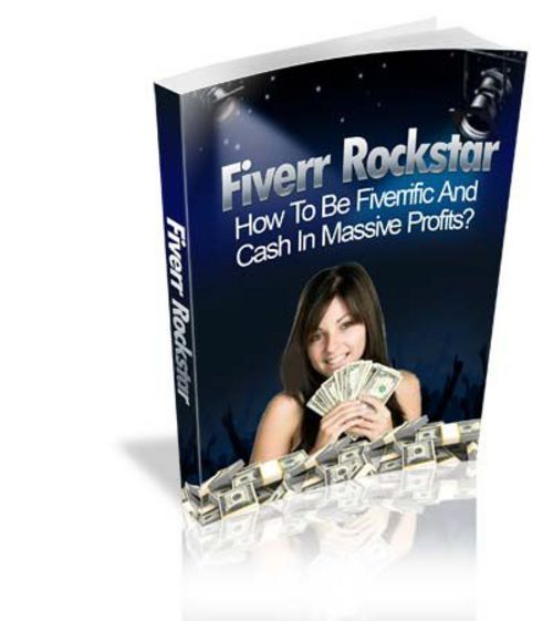 Product picture Fiverr Rockstar - Complete Website Building Template