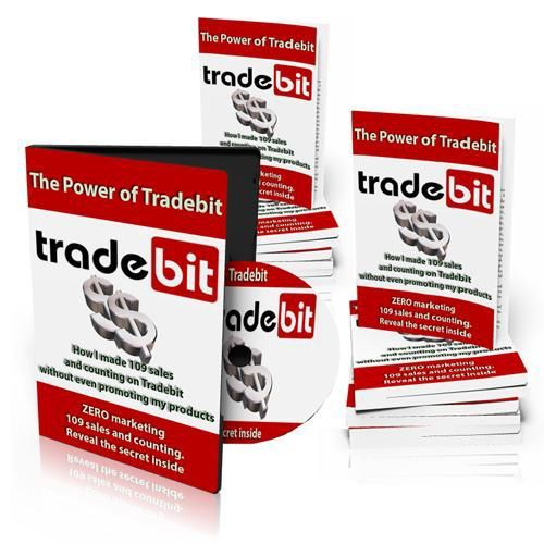 Product picture Tradebit Power - Complete Website Building Template
